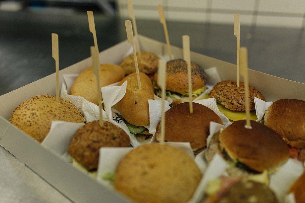 Lunch service Bakkerij van Voorthuizen